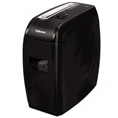 Skartovač Fellowes Powershred 21 Cs, P-3, Cross cut 4x52mm, 12 listů, 15l, Credit Card, sponky
