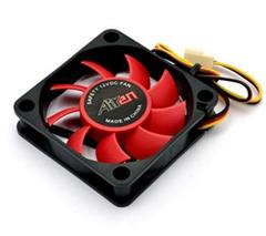 Ventilátor Airen FAN RedWings60 60x60x10mm, 17,5dBA
